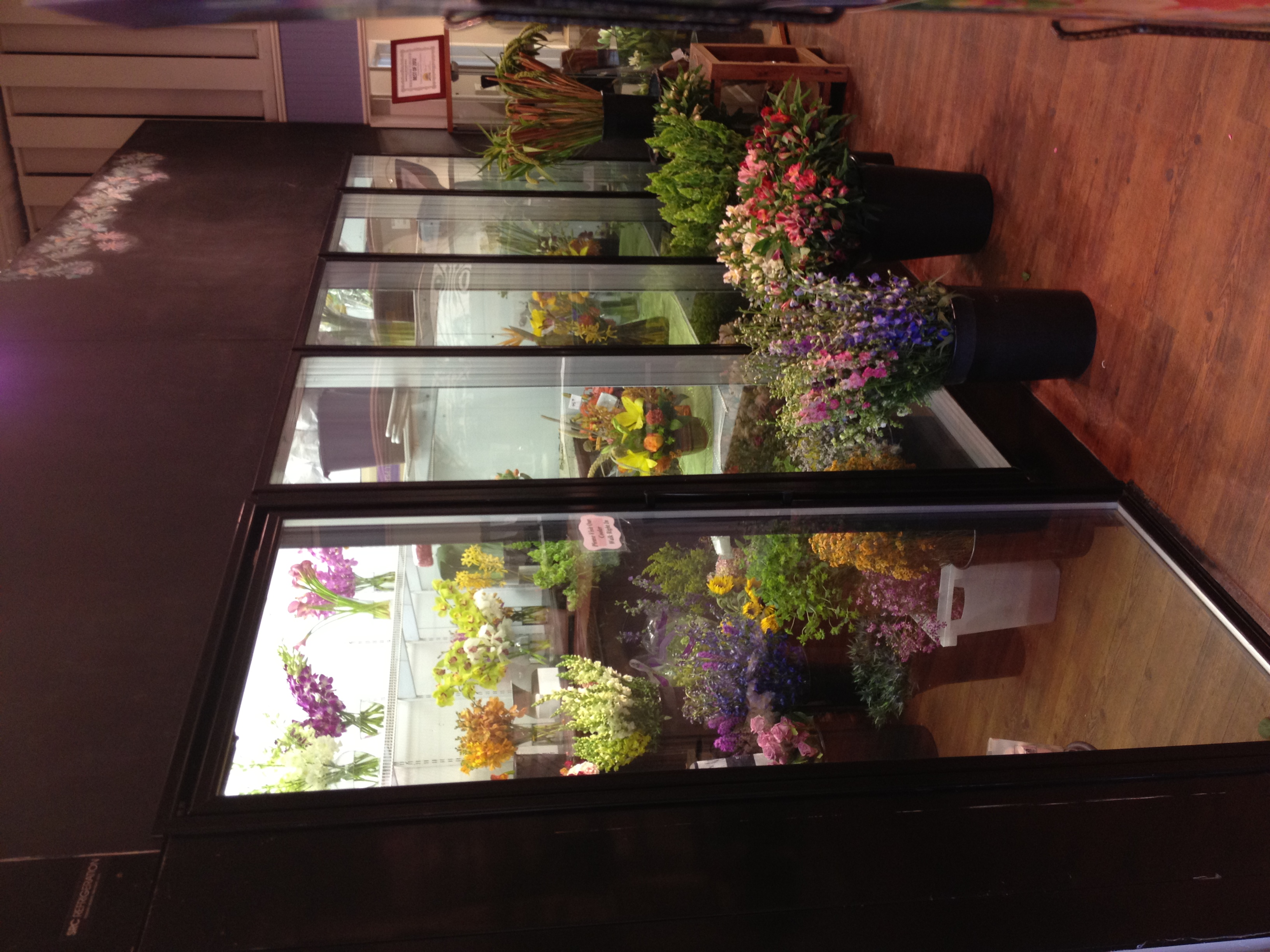 Flower Bins